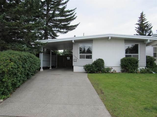 4603 41 Street NW, Calgary, AB T3A 0N4 (#A1092025) :: Dream Homes Calgary