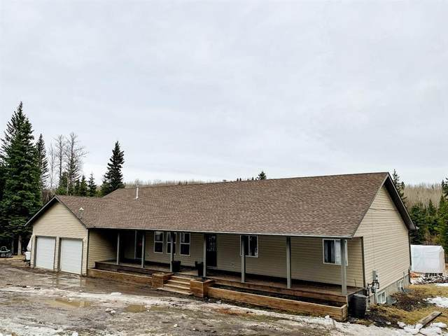 Lot 5, 115061 Township Road 583, Rural Woodlands County, AB T7S 1N4 (#A1092033) :: Redline Real Estate Group Inc