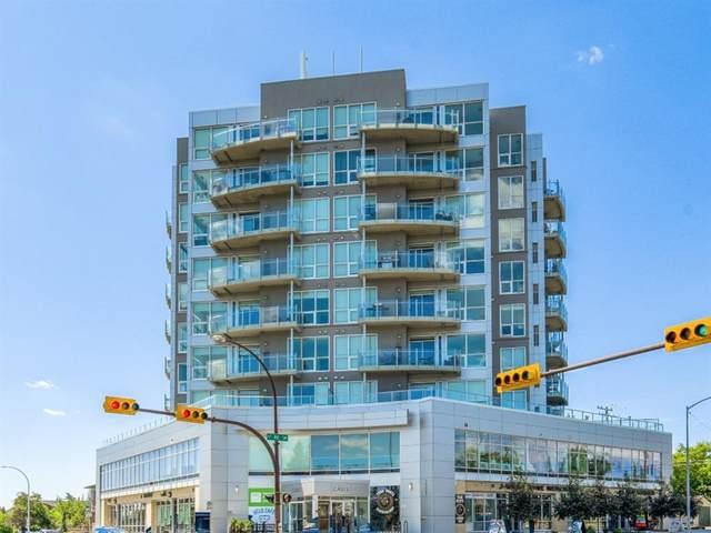 2505 17 Avenue SW #508, Calgary, AB T3E 7V3 (#A1092112) :: Redline Real Estate Group Inc