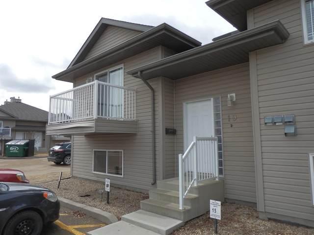 4803 54 Avenue #19, Camrose, AB T4V 5B1 (#A1092202) :: Redline Real Estate Group Inc