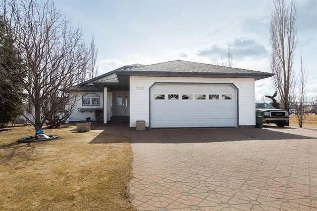 112 Edgewood Close, Camrose, AB T4V 4N9 (#A1092250) :: Calgary Homefinders