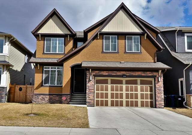 220 Mahogany Landing SE, Calgary, AB T3M 1X4 (#A1092313) :: Western Elite Real Estate Group