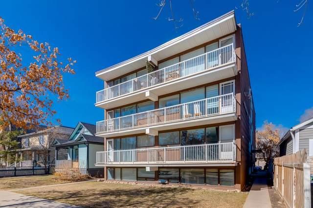1612 14 Avenue SW #202, Calgary, AB T3C 0W5 (#A1092382) :: Redline Real Estate Group Inc