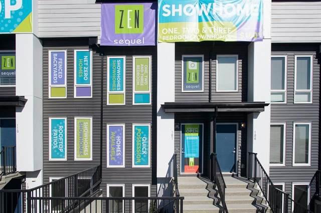 338 Seton Circle #514, Calgary, AB T3M 3H1 (#A1092392) :: Redline Real Estate Group Inc