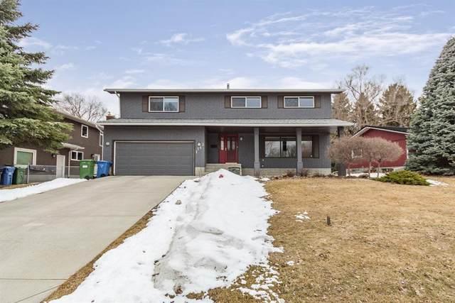 1143 Varsity Estates Rise NW, Calgary, AB T3B 2V9 (#A1092418) :: Dream Homes Calgary