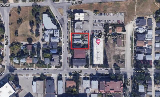 510/514/516 5 Street NE, Calgary, AB T2E 3W6 (#A1092428) :: Greater Calgary Real Estate