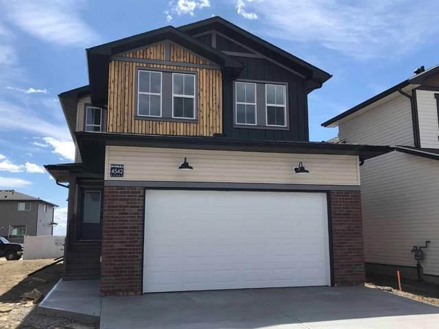 2801 44 Street S, Lethbridge, AB T1K 8J3 (#A1092489) :: Calgary Homefinders