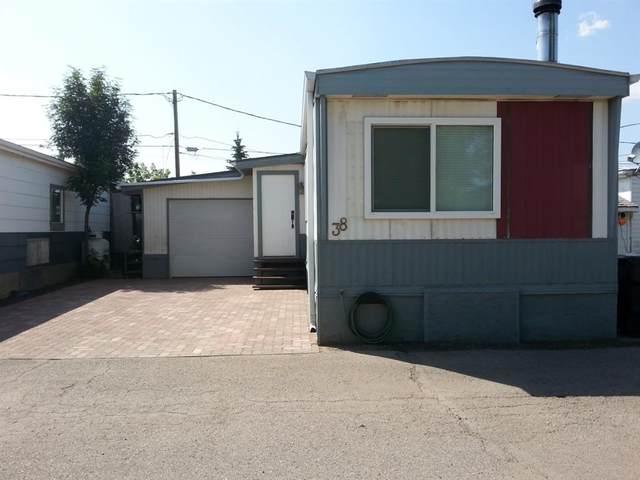 2106 50 Street SE #38, Calgary, AB T2M 1M7 (#A1092540) :: Redline Real Estate Group Inc
