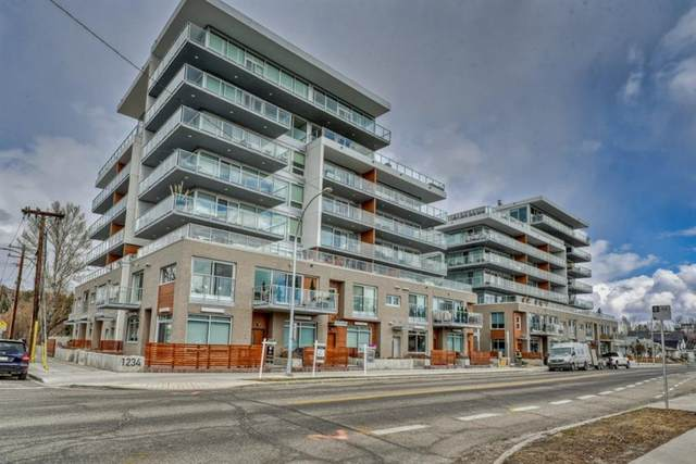 1234 5 Avenue NW #2502, Calgary, AB T2N 0R9 (#A1092567) :: Redline Real Estate Group Inc