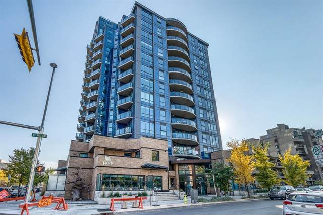 303 13 Avenue SW #1507, Calgary, AB T2R 0Y9 (#A1092603) :: Dream Homes Calgary