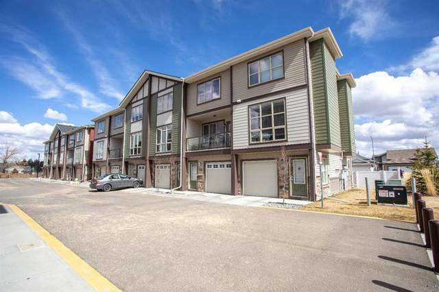 125 Caribou Crescent #705, Red Deer, AB T4P 0V6 (#A1092608) :: Redline Real Estate Group Inc