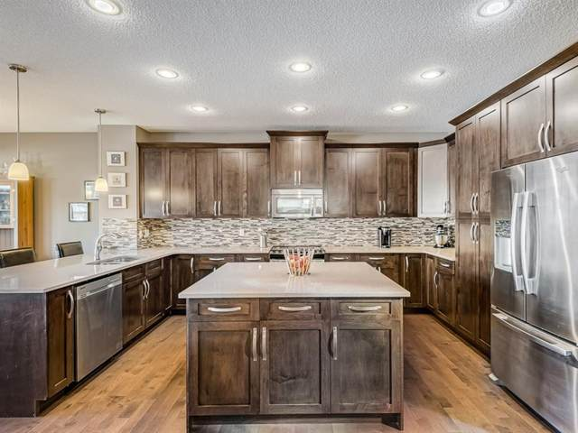44 Copperpond Mews SE, Calgary, AB T2Z 0Z3 (#A1092621) :: Redline Real Estate Group Inc