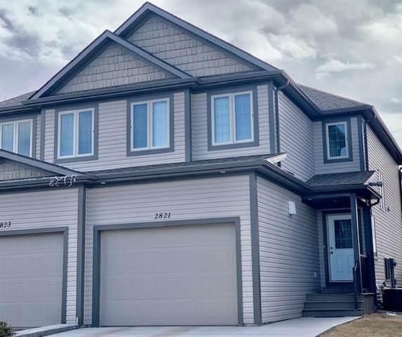 2821 12 Avenue, Wainwright, AB T9W 0A5 (#A1092625) :: Redline Real Estate Group Inc