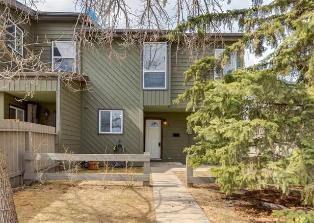 420 Grier Avenue #11, Calgary, AB T2K 5X6 (#A1092638) :: Redline Real Estate Group Inc