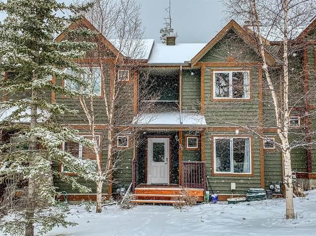 31 Fairholme Place, Banff, AB T1L 1C9 (#A1092664) :: Canmore & Banff