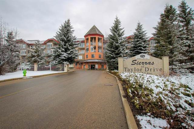 4512 52 Avenue #416, Red Deer, AB T4N 7B9 (#A1092689) :: Dream Homes Calgary
