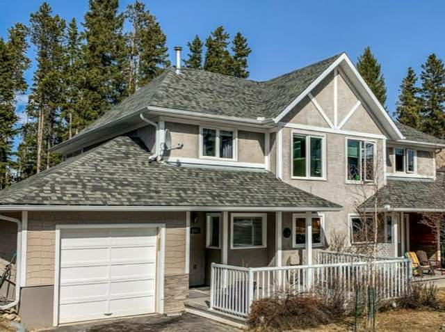 243 Jasper Way, Banff, AB T1L 1A1 (#A1092693) :: Redline Real Estate Group Inc