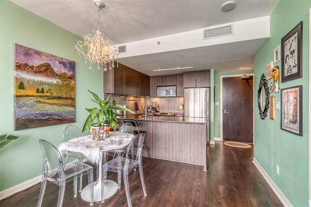 626 14 Avenue SW #1206, Calgary, AB T2R 0M8 (#A1092741) :: Dream Homes Calgary