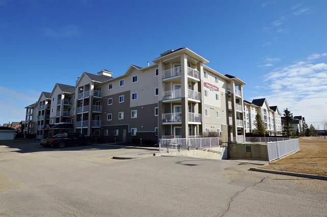 11220 104 Avenue #407, Grande Prairie, AB T8V 0P3 (#A1092780) :: Team Shillington | eXp Realty