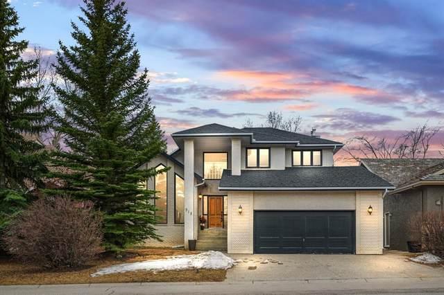 919 Shawnee Drive SW, Calgary, AB T2Y 2G8 (#A1092818) :: Redline Real Estate Group Inc