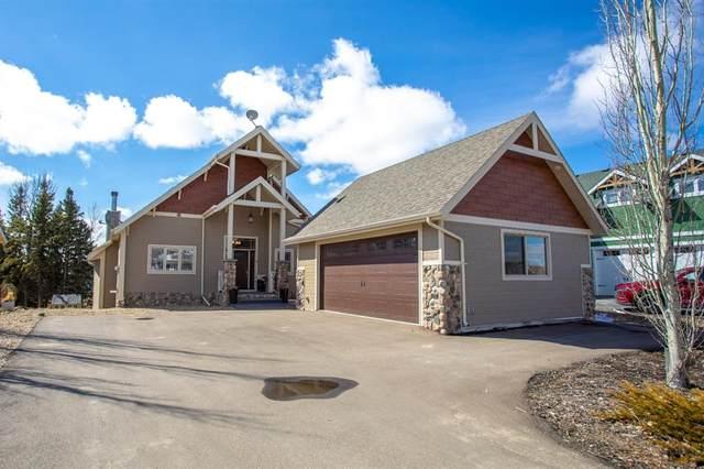 344 Canal Street, Rural Ponoka County, AB T4J 1V9 (#A1092822) :: Calgary Homefinders
