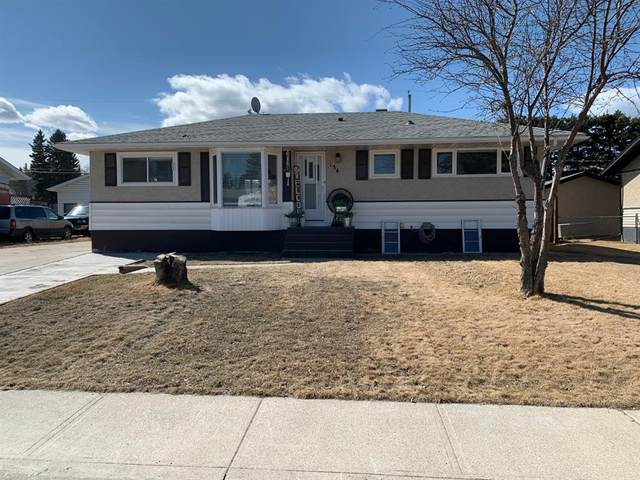 134 Willow Drive, Hinton, AB T7V 1E3 (#A1092869) :: Dream Homes Calgary