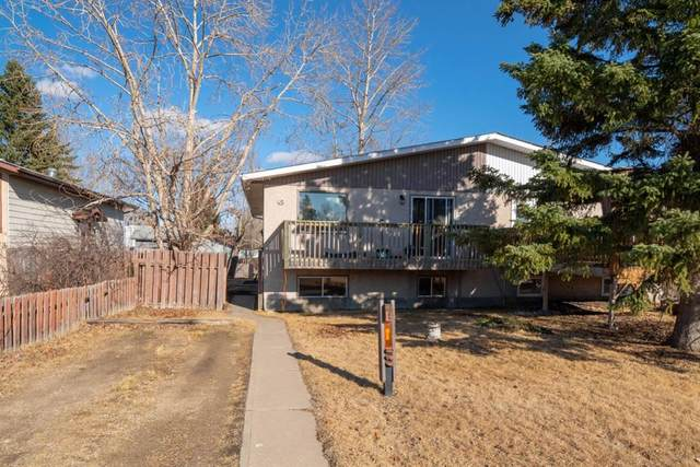45 Newton Drive, Penhold, AB T0M 1R0 (#A1092920) :: Calgary Homefinders