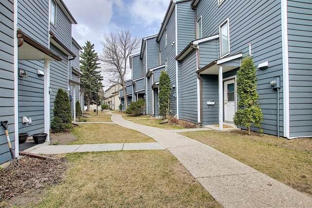 202 Grier Terrace NE #5, Calgary, AB T2J 5Y7 (#A1092939) :: Redline Real Estate Group Inc