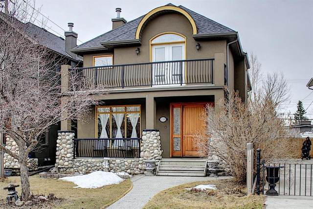 2011 3 Avenue, Calgary, AB T2N 0K3 (#A1092978) :: Redline Real Estate Group Inc