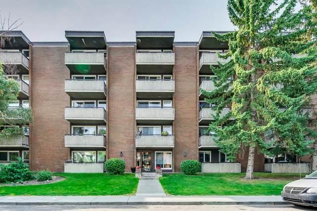 903 19 Avenue SW #301, Calgary, AB T2T 0H8 (#A1092988) :: Redline Real Estate Group Inc