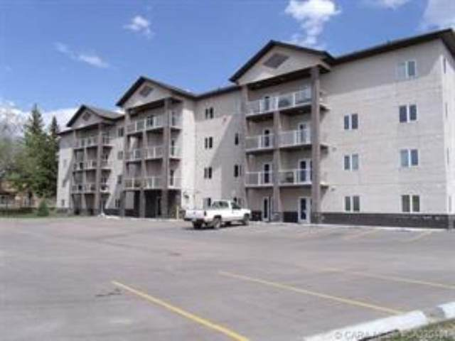 5205 Woodland Road #203, Innisfail, AB T4G 6W4 (#A1093069) :: Redline Real Estate Group Inc