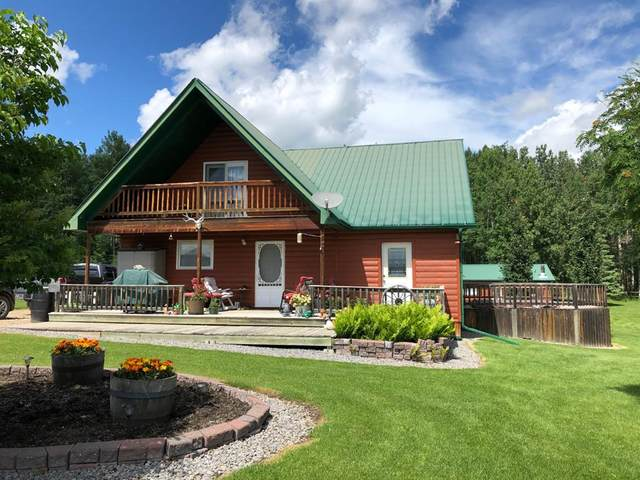 55062 Township Road 462 #180, Rural Wetaskiwin County, AB T0C 2X0 (#A1093270) :: Calgary Homefinders