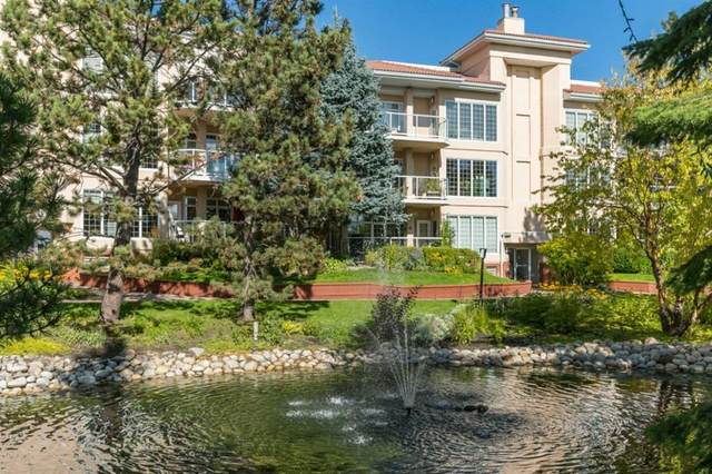 505 Canyon Meadows Drive SW #501, Calgary, AB T2W 5V9 (#A1093299) :: Western Elite Real Estate Group