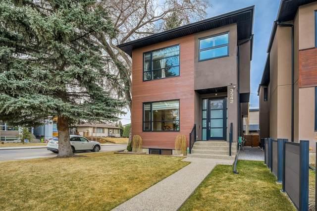 3542 7 Avenue SW, Calgary, AB T3C 0C8 (#A1093332) :: Redline Real Estate Group Inc