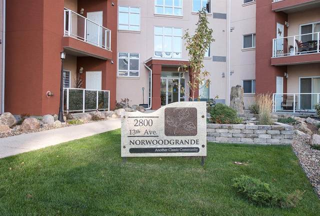 2800 13 Avenue SE #217, Medicine Hat, AB T1A 3P9 (#A1093337) :: Calgary Homefinders