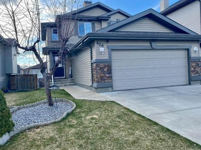 426 Gateway Crescent S, Lethbridge, AB T1K 4X2 (#A1093401) :: Dream Homes Calgary