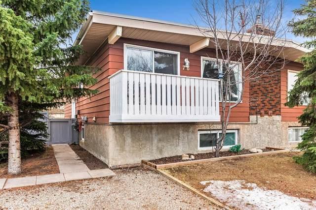 76 Queen Isabella Close SE, Calgary, AB T2J 3R1 (#A1093412) :: Dream Homes Calgary