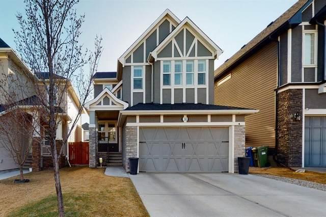168 Cranarch Terrace SE, Calgary, AB T3M 1Z2 (#A1093450) :: Dream Homes Calgary