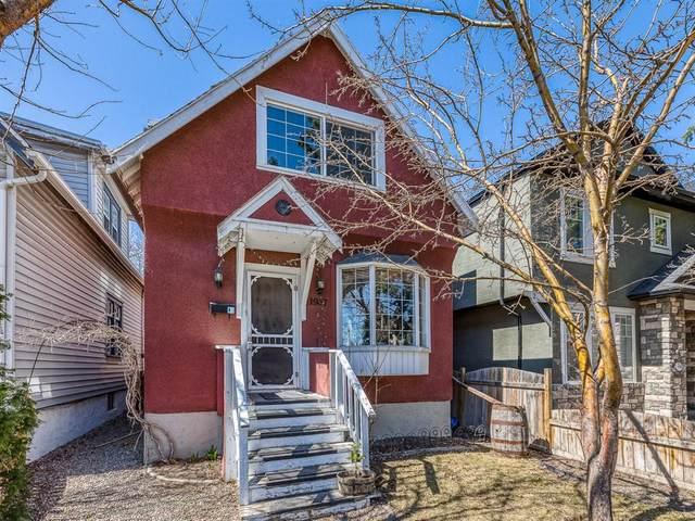 1937 26 Street SW, Calgary, AB  (#A1093451) :: Calgary Homefinders