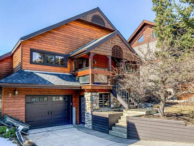 7 Canyon Road, Canmore, AB T1W 1G3 (#A1093457) :: Canmore & Banff