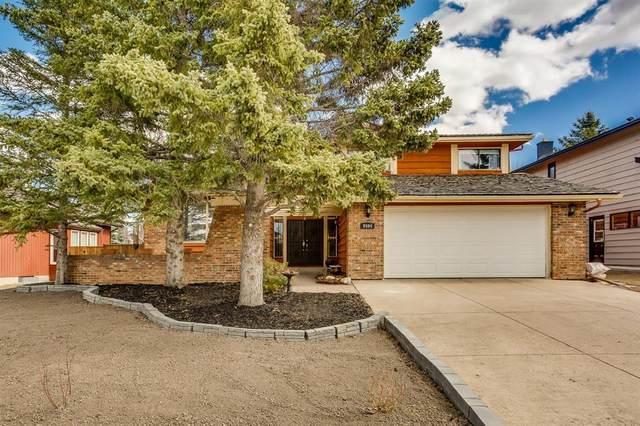 9504 Oakmount Drive SW, Calgary, AB T2V 4W1 (#A1093468) :: Redline Real Estate Group Inc