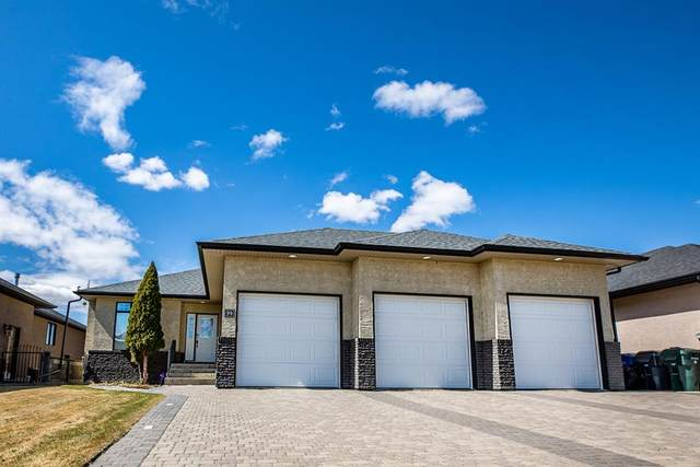 99 Sunset Drive SW, Medicine Hat, AB T1B 4T8 (#A1093484) :: Redline Real Estate Group Inc