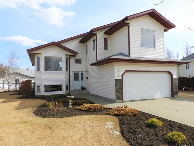 6223 30 Avenue, Camrose, AB T4V 4V7 (#A1093500) :: Calgary Homefinders