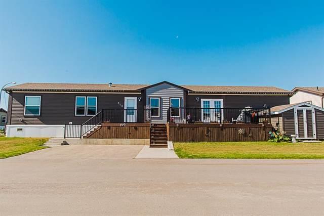 10615 88 Street #340, Grande Prairie, AB T8X 1P5 (#A1093521) :: Calgary Homefinders