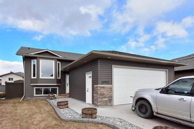 12922 105 Street, Grande Prairie, AB T8V 4K4 (#A1093544) :: Team Shillington | eXp Realty