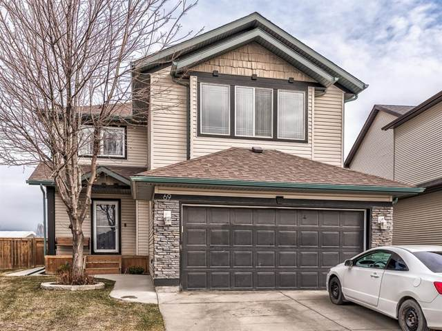 69 Thornfield Close SE, Airdrie, AB T4A 2K7 (#A1093545) :: Redline Real Estate Group Inc