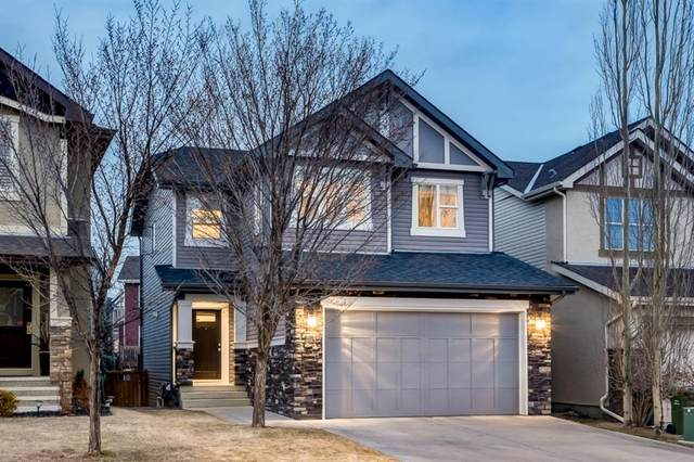 126 Aspen Hills Drive SW, Calgary, AB T3H 0G5 (#A1093554) :: Redline Real Estate Group Inc