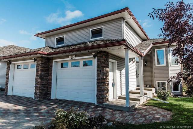 7201 102 Street, Grande Prairie, AB T8W 2R8 (#A1093562) :: Team Shillington | eXp Realty