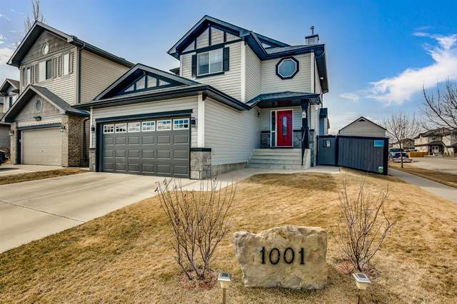 1001 Channelside Way SW, Airdrie, AB T4B 3H9 (#A1093577) :: Redline Real Estate Group Inc