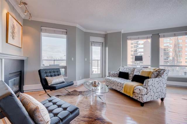 228 26 Avenue SW #401, Calgary, AB T2S 3C6 (#A1093641) :: Canmore & Banff